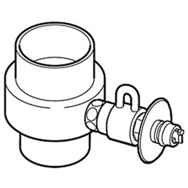パナソニック Panasonic 食器洗い乾燥機用 分岐水栓 CB-SXD6