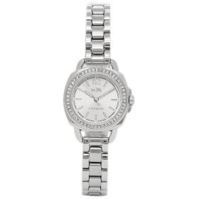 【送料無料】コーチ 時計 COACH 14502573 TATUM テイタム レディース腕時計ウォッチ シルバ-