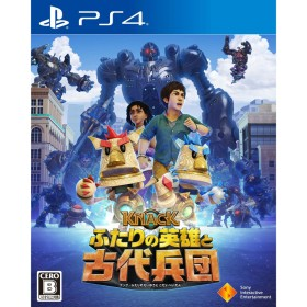 【PS4ソフト】KNACK ふたりの英雄と古代兵団