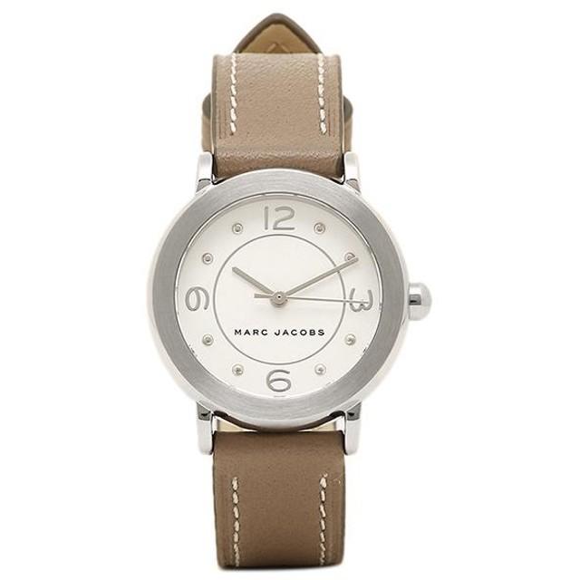 【送料無料】マークジェイコブス 時計 MARC JACOBS MJ1472 RILEY ライリー レディース腕時計ウォッチ シルバー/グレー