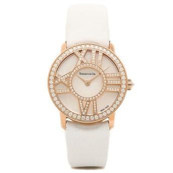 【送料無料】ティファニー TIFFANY & Co 時計 腕時計 ティファニー 時計 レディース TIFFANY & Co Z19001030E91A40B ATLAS COCKTAIL ROUND 腕時計 ウォッチ ホワイトパール