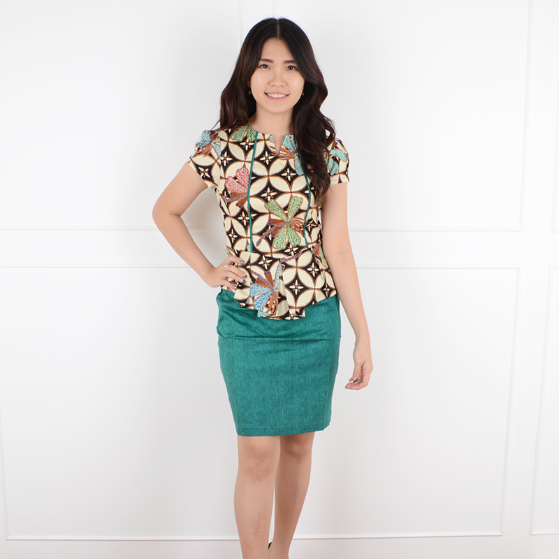 De Voile Batik Fashion Wanita sv Romaja UP (Tosca) 0b8f5042ce