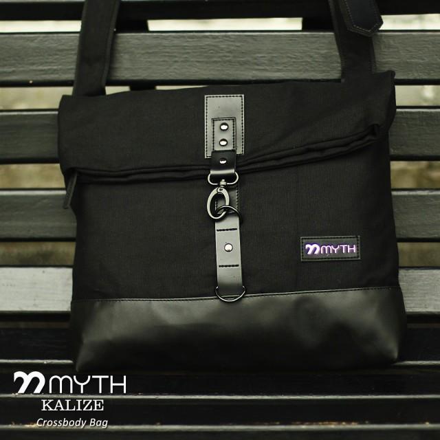Myth Bags Kalize Full Black - Slingbags - Tas Selempang  Rp 210.000 Rp  195.300 295cbc5f0c
