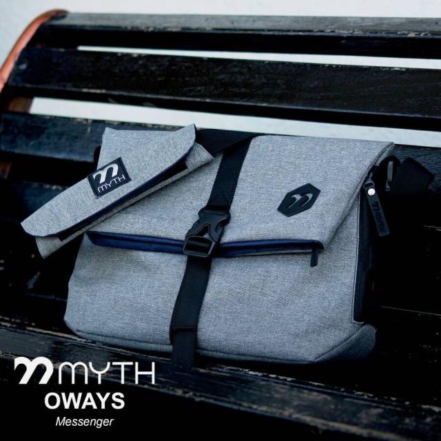 Myth Bags Oways Active Grey - Slingbag - Tas Selempang - Tas Sekolah - Tas  Kerja - Mesengger Bag  Rp 200.000 Rp 180.000 93299a06e8