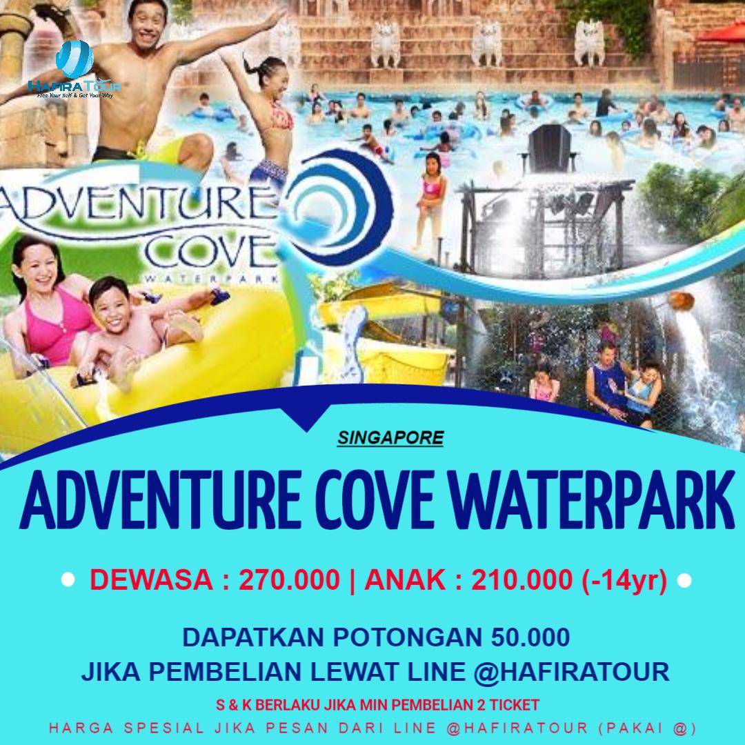 Hafira Tour Shop Line Garden By The Bay Singapore Dewasa Tiket E Adventure Water Cove