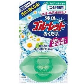 小林製薬 液体ブルーレットおくだけつけ替用 心やすらぐカモミールの香り