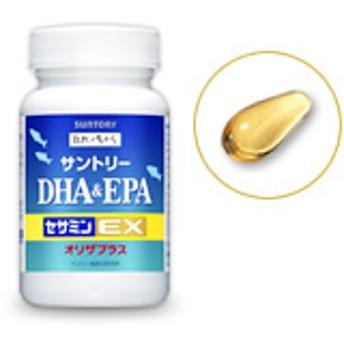 DHA & EPA+セサミンEX(120粒)