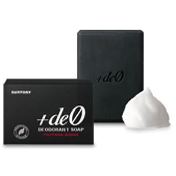 +deO[プラス-デオ] 薬用デオドラントソープ