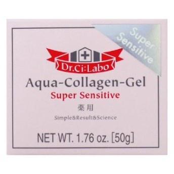 ドクターシーラボ Dr. Ci: Labo 薬用 アクアコラーゲンゲル スーパー センシティブ 50g クリーム
