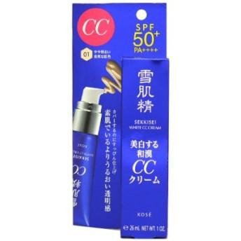 コーセー 雪肌精 ホワイトCCクリーム SPF50+ PA++++ 30g 化粧下地・メイクアップベース