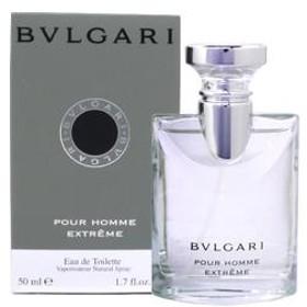ブルガリ BVLGARI プールオム エクストレーム オードトワレ EDT 50mL (香水 メンズ ギフト プレゼント) フレグランス