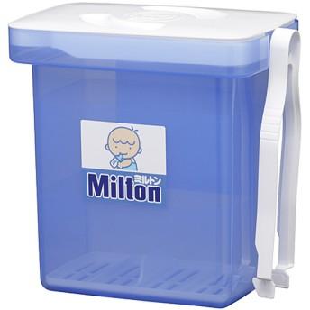 ミルトン 専用容器 4L 2007920002198 調乳 授乳用品 哺乳びん洗い 消毒
