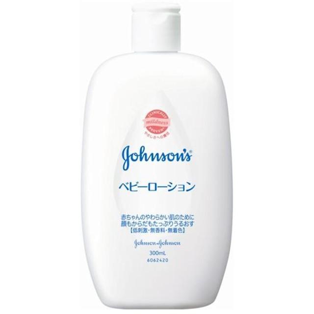 ジョンソン・エンド・ジョンソン ベビーロション B 無香料 300ml 2007920000804 ベビーケア用品 スキンケア