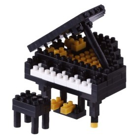 nanoblock グランドピアノ 4972825149454