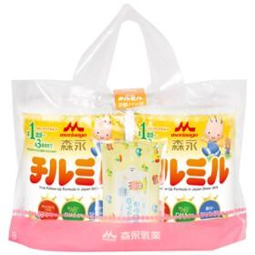 森永乳業 チルミル820g 2缶パック 4902720119825 粉ミルク 新生児ミルク