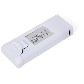 ジーフォース ESPADA対応Lipoバッテリー(白 3.7V 900mAh ESPADA用) GB108
