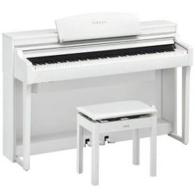 YAMAHA 電子ピアノ Clavinova(クラビノーバ) CSPシリーズ(88鍵盤/ホワイトウッド調) CSP-170WH