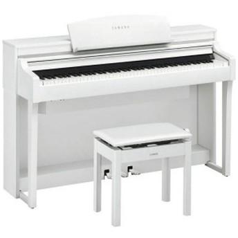 ヤマハ YAMAHA 電子ピアノ Clavinova(クラビノーバ) CSPシリーズ(88鍵盤/ホワイトウッド調) CSP-170WH