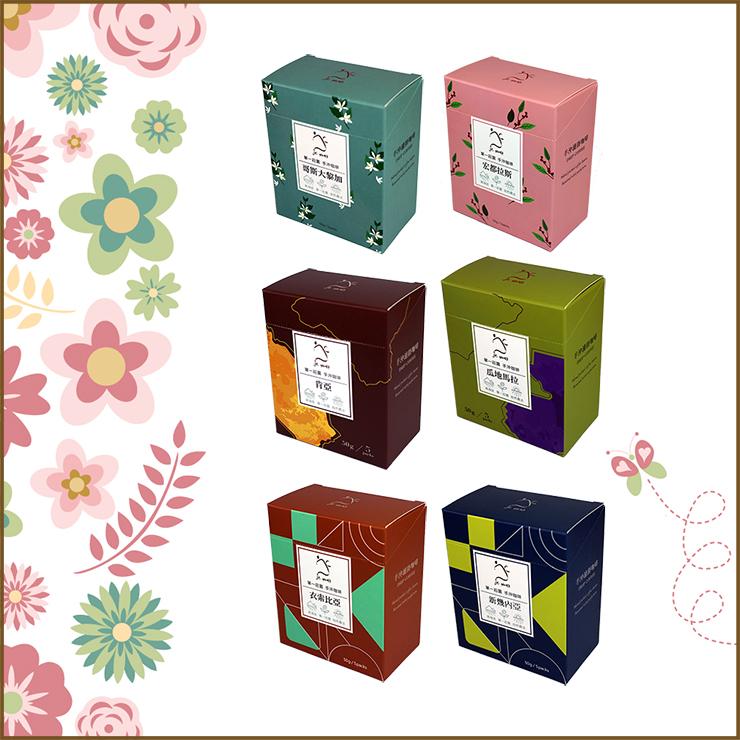 ❤咖啡伴手小禮❤六國莊園 濾掛咖啡➤香醇回甘 花香果香(6個莊園x各1盒x每盒5包)