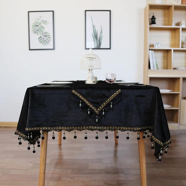 時尚可愛空間餐桌布 茶几布 隔熱墊 鍋墊 杯墊 餐桌巾116 (140*220cm)