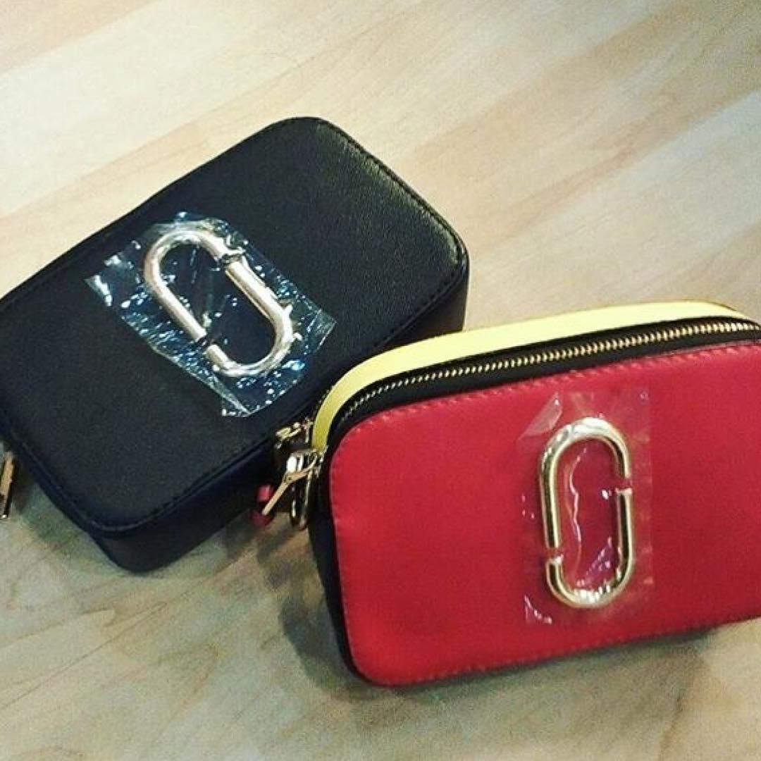 Pinkybells Shop Line Tas Merah 11017052 Hk Import Selempang Ing Hitam Semi Premium Quality Fashion Wanita