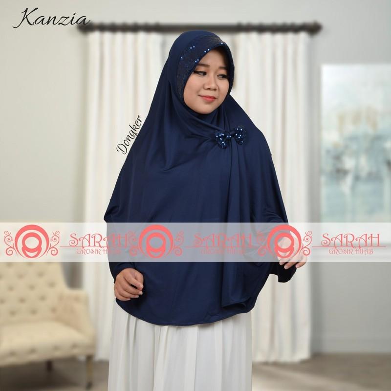 Baju Couple Gamis Dan Koko Koleksi Jas Gamis Harga Baju Gamis Harga Source · Jilbab Kanzia Pad Sequin Syari