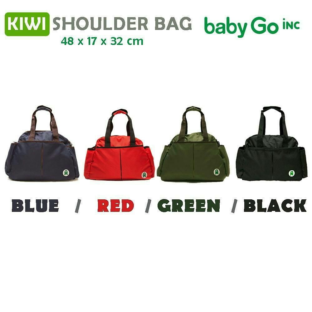Mybabyindonesia Shop Line Babygo Inc Metro Backpack Blue Kiwi Shoulder Bag