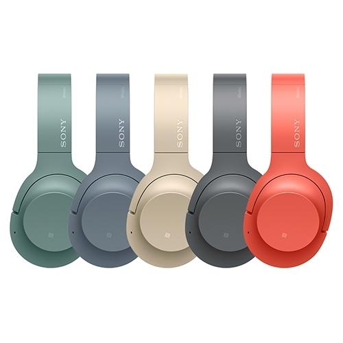 SONY WH-H900N 無線降噪耳罩式耳機 無線藍牙降噪耳機且支援環境音功能