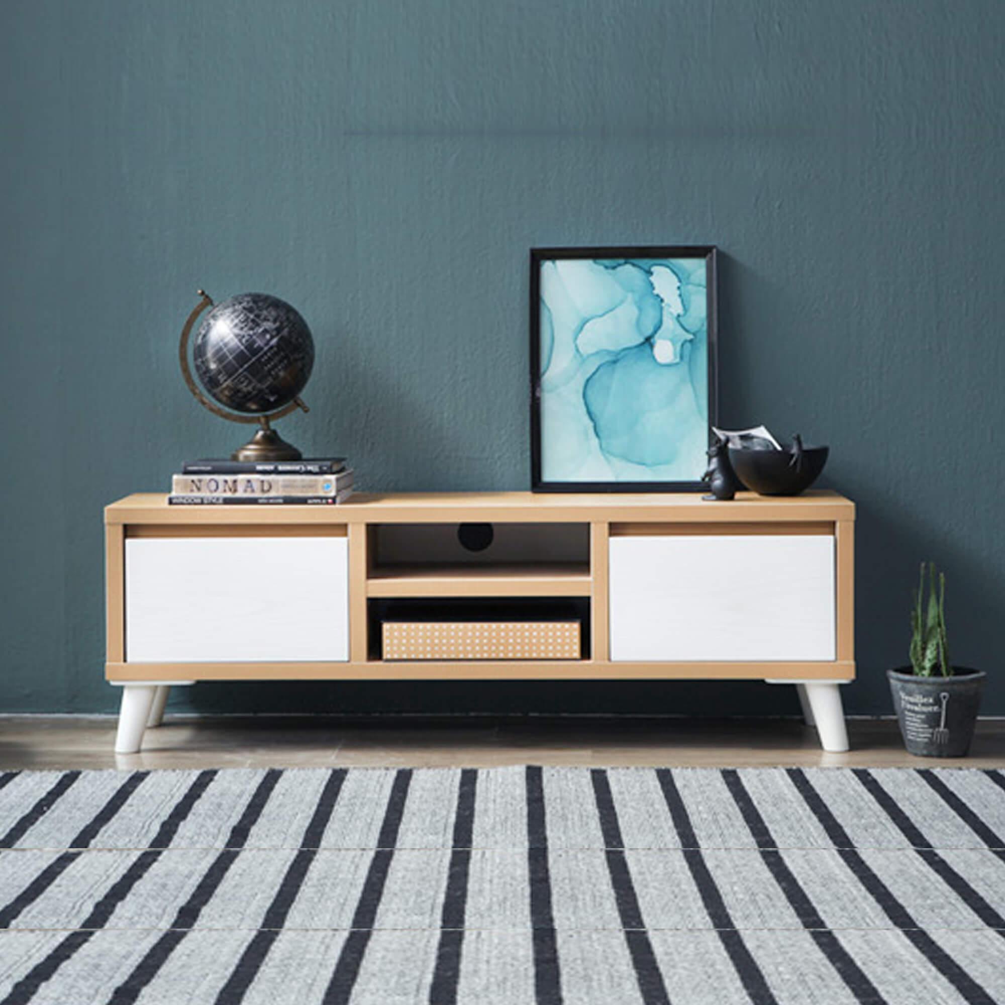 The Olive House Shop Line Meja Rias Jasmine Console Set Rora 1000 Tv Cabinet