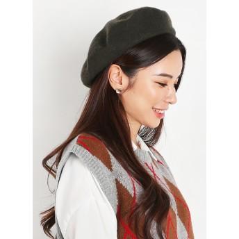 ウールベレー帽・全8色・n45903
