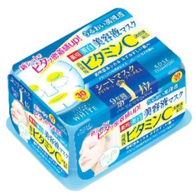 CLEAR TURN(クリアターン) エッセンスマスク ビタミンC 30回分 〔パック〕