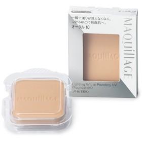 MAQuillAGE(マキアージュ)ライティング ホワイトパウダリー UV オークル10 (レフィル)(10g)