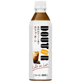 ドトール カフェ・オ・レ (500ml/24本)【コーヒー】