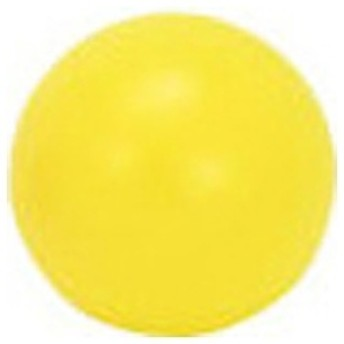 エクササイズボール ソフトトレーニングボール2(イエロー/φ23cm) SO-SOBL2