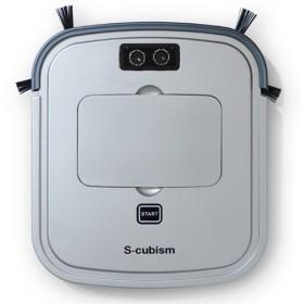 SCC-R05SM ロボット掃除機 シルバーメタリック/ガンメタリック