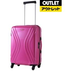 TSAロック搭載スーツケース(56L) Vivolite Spinner62 35R20002 Hot Pink
