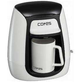 C311WH コーヒーメーカー 1カップコーヒーメーカー