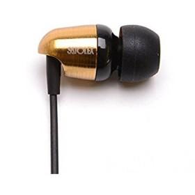 イヤホン カナル型 真鍮 DH302A1BS [ハイレゾ対応]