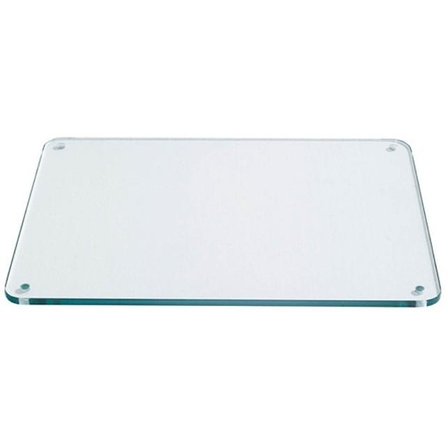 クリアガラス追加棚板 [HF. HGシリーズ用 /12m厚] HG01G クリアガラス