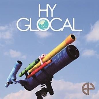 HY/GLOCAL 通常盤 【音楽CD】