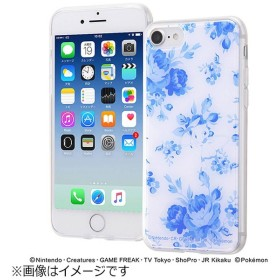 iPhone 7用 TPUケース+背面パネル ポケットモンスター ポケモン4 IJ-PP7TP/PK004