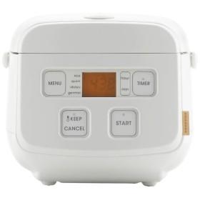 マイコン炊飯ジャー rice cooker AT-RM11(W) ホワイト [3合 /マイコン]