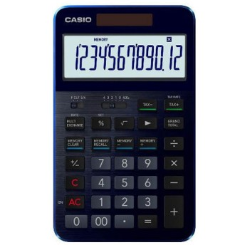 プレミアム電卓 (12桁) CASIO CALCULATOR S100BU