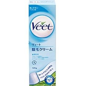 Veet(ヴィート) 除毛クリーム 敏感肌用 105g 〔脱毛・除毛クリーム〕