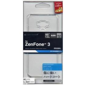 ZenFone 3(ZE520KL)用 ハードケース クリア 2733ZEN3