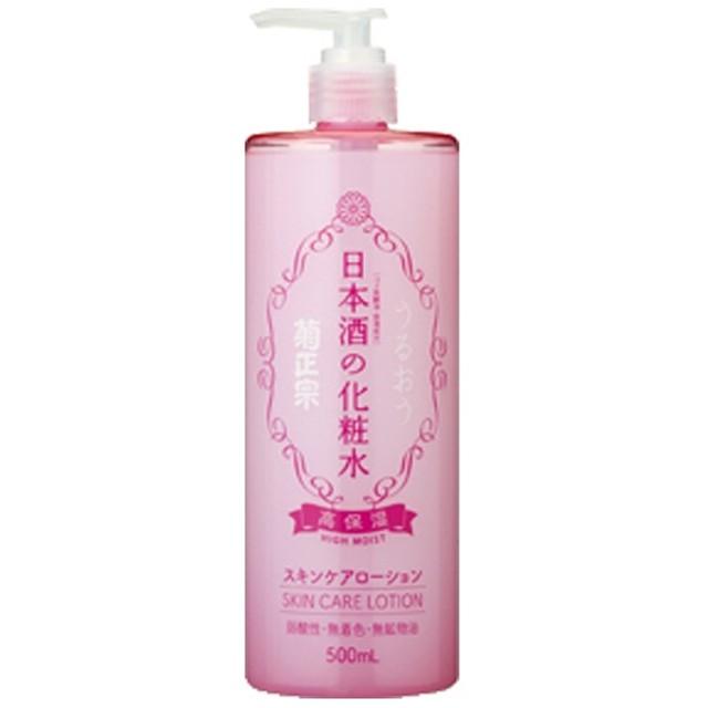 日本酒の化粧水 高保湿(500ml)[化粧水]