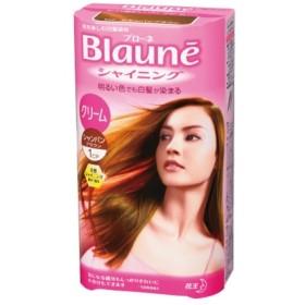 Blaune(ブローネ) シャイニングヘアカラークリーム シャンパンブラウン