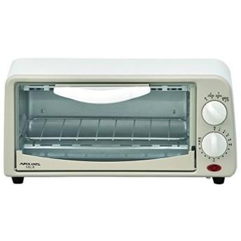 アピックス ATS-006-WH ホワイト [オーブントースター] オーブン・トースター