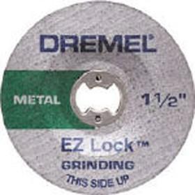 EZ-Lock研削用ホイール EZ541GR (1箱2個)