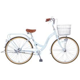 26型 自転車 マハロ26HD(ブルー/シングルシフト)